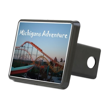 Sunset Coasters Rectangular Hitch Cover