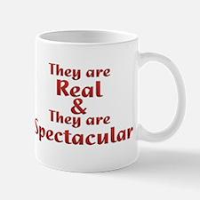 Real & Spectacular Mug