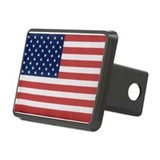 American flags Hitch Covers