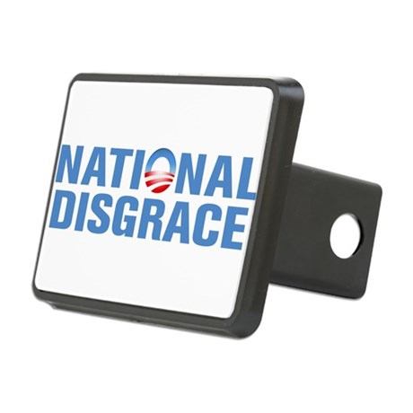 Anti Obama Rectangular Hitch Coverle)