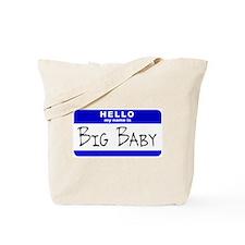 Big Baby Tote Bag