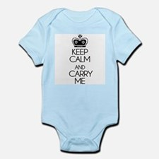 Carry Me Infant Bodysuit