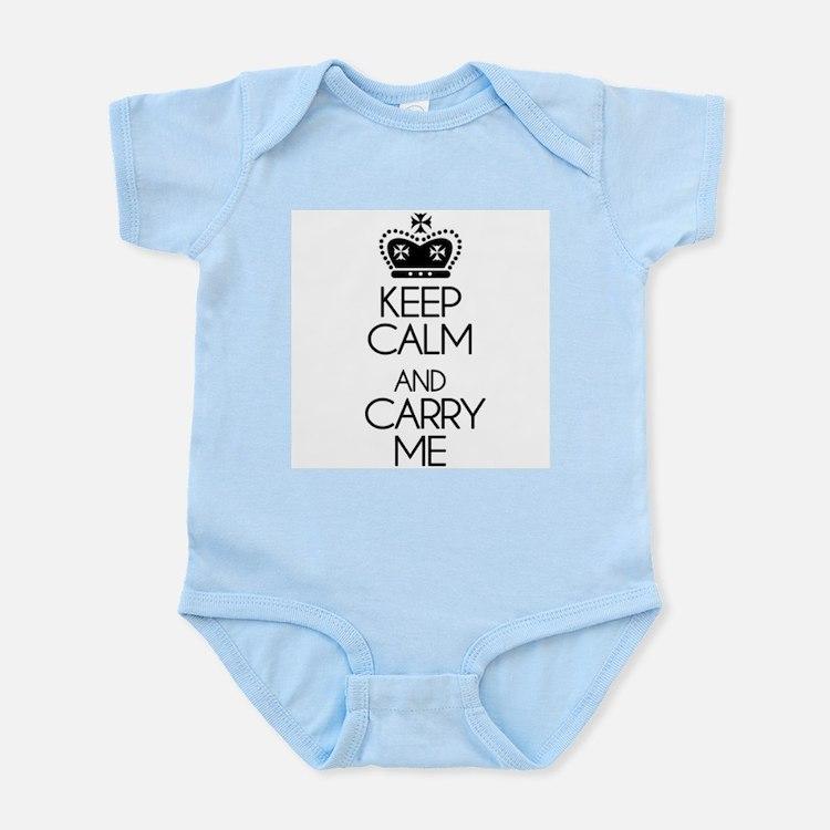 Carry Me Infant Bodysuit
