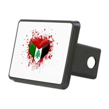 Palestine and Leabanon bloody Hitch Cover