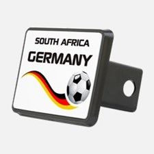 Soccer 2010 GERMANY SA Rectangular Hitch Coverle)