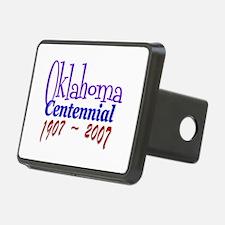Oklahoma Centennial Hitch Cover