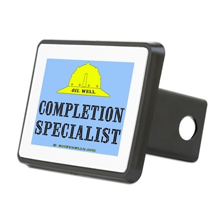 Completion Spst. Rectangular Hitch Cover
