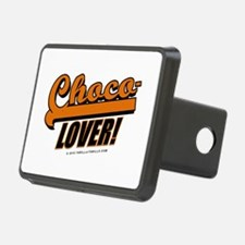 Unique Peace love and chocolate Hitch Cover