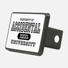 Accidental University Hitch Cover