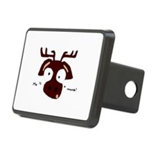 Me is a Moose Hitch Cover