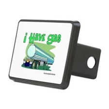 I Have Gas Tanker Driver Hitch Cover