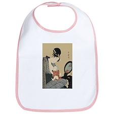 Kitagawa Utamaro Mother and Child Bib