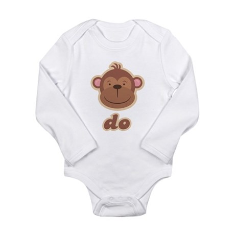 twin monkey do Body Suit