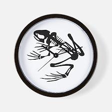 Desert Frog - B (1) Wall Clock