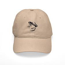 Desert Frog - B (1) Baseball Cap