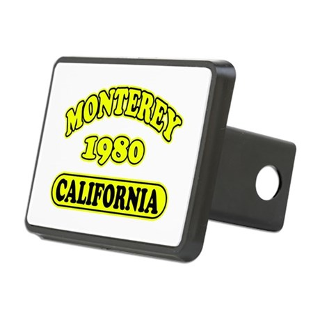 Monterey,Ca Rectangular Hitch Coverle)
