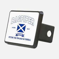 Bagpiper Hitch Cover