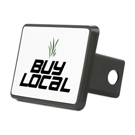 Buy Local Rectangular Hitch Cover