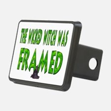 The Wicked Witch Was Framed Hitch Cover