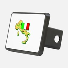Map of Italy Hitch Cover
