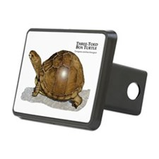 Three-Toed Box Turtle Hitch Cover