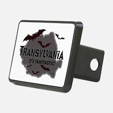 Transylvania It's Fangtastic Hitch Cover