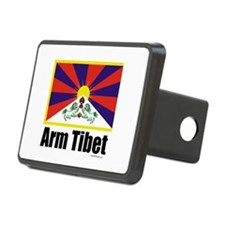 Free Tibet Hitch Cover