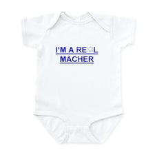 Real Macher Infant Creeper