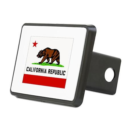 CALIFORNIA REPUBLIC Rectangular Hitch Cover