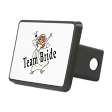 Team Bride Hitch Cover