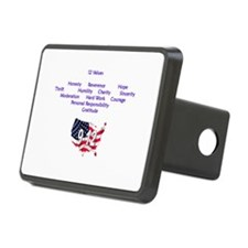 12 Values (9 Principles on re Hitch Cover