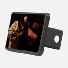 The Incredulity of Saint Thom Hitch Cover