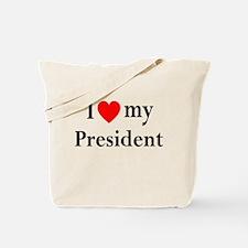 ObamaShops Tote Bag