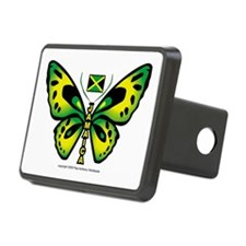 Jamaica Butterfly Hitch Cover
