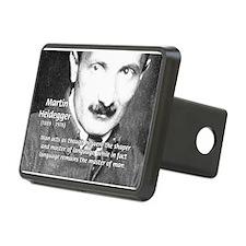 Man / Language: Heidegger Hitch Cover