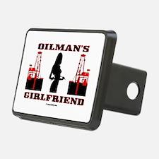 Oilman's Girlfriend Hitch Cover