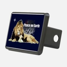 Peace on Earth for the Religi Hitch Cover