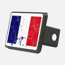 French Flag (Punk) Hitch Cover