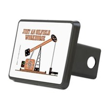Oilfield Workhorse Hitch Cover