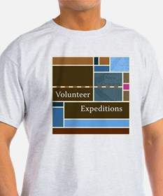 Volunteer Expeditions Logo T-Shirt