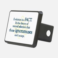 Evolution is a FACT Hitch Cover