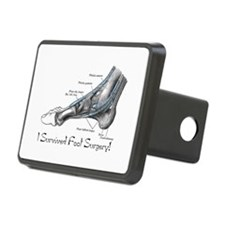I Survived Foot Surgery! Hitch Cover