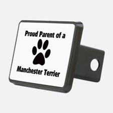 Manchester Terrier Hitch Cover
