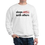 Sleeps Well With Others Sweatshirt