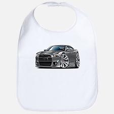 Charger SRT8 Grey Car Bib