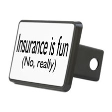 Insurance Is Fun (No, Really) Hitch Cover