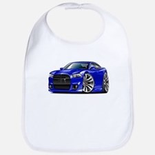 Charger SRT8 Blue Car Bib