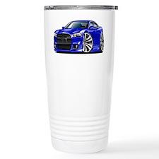 Charger SRT8 Blue Car Travel Coffee Mug