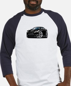 Charger SRT8 Black Car Baseball Jersey