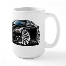 Charger SRT8 Black Car Mug